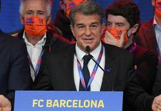 Joan Laporta defiende la Superliga Europea y se muestra abierto al diálogo con UEFA