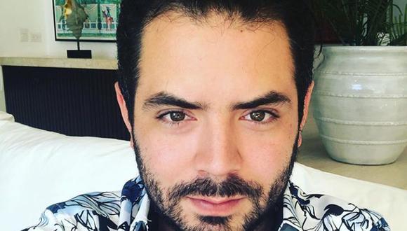 José Eduardo Derbez dijo que no conoce a la mujer que salió a hablar de su supuesta bisexualidad. (Foto: Instagram)