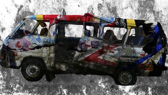 """""""El sistema a implementar debe estar dirigido principalmente a la destrucción de vehículos destinados al servicio de transporte de personas (microbuses, minibuses y ómnibus), servicio del transporte de mercancías (camiones) y servicio de taxi"""". (Ilustración: Giovanni Tazza)"""