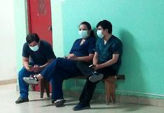 Tacna: médicos intervenidos en presunto estado de ebriedad afrontarán proceso administrativo