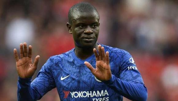 El centrocampista francés es del agrado de grandes clubes en Europa y se iría de Chelsea para la próxima temporada. (AFP)