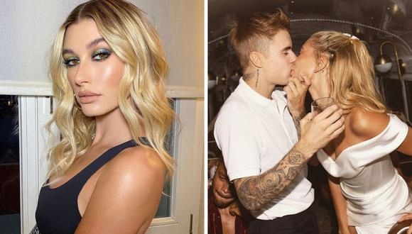 La modelo Hailey Baldwin confesó que se escapó de su casa en una ocasión para ir a cenar con Justin Bieber. (@haileybieber).