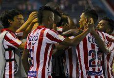 Junior goleó 3-0 a Deportivo Cali por la jornada 16° del Torneo Finalización de Colombia