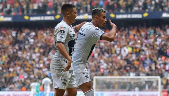 Los Pumas de Míchel aparecen en el sexto lugar del Clausura 2020 de la Liga MX. (Foto: Pumas)