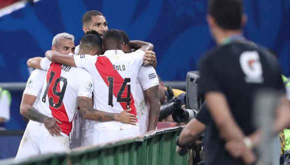 Revive los golazos de Guerrero, Farfán y Flores con los que Perú ganó 3-1 a Bolivia en el Maracaná | VIDEO. (Foto: AFP)