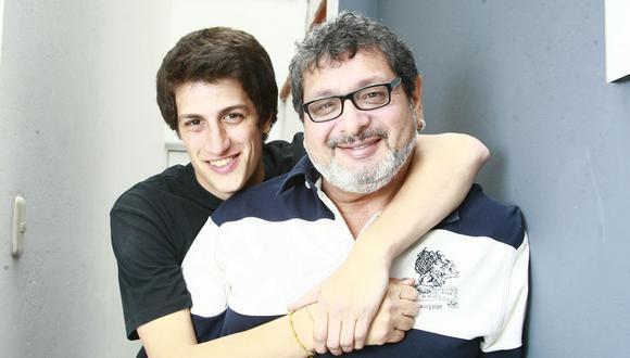 Stefano y Ricky Tosso. (Foto: Agencias)