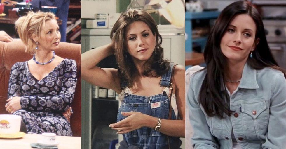 La diseñadora encargada del vestuario de la serie Friends contó a qué personaje le pertenece el look más popular de la serie. Descúbrelo en esta galería. (Fotos: Difusión)