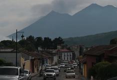 Finaliza la erupción del Volcán de Fuego en Guatemala