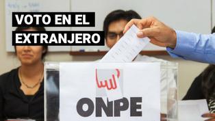 ¿En que países los peruanos no podrán participar de estas elecciones?