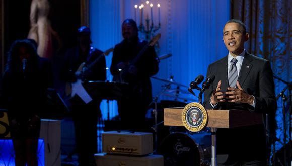 """Barack Obama y su """"respeto"""" en homenaje a las divas del soul"""