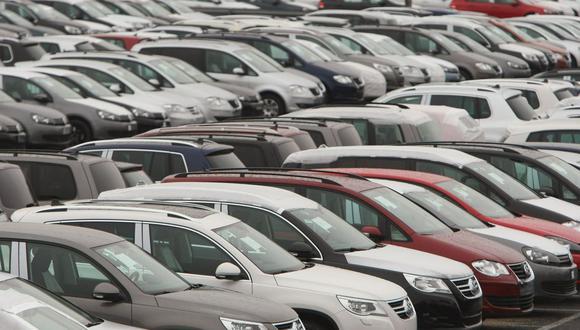 La venta de automóviles cayó 29.6%. (Foto: Difusión)