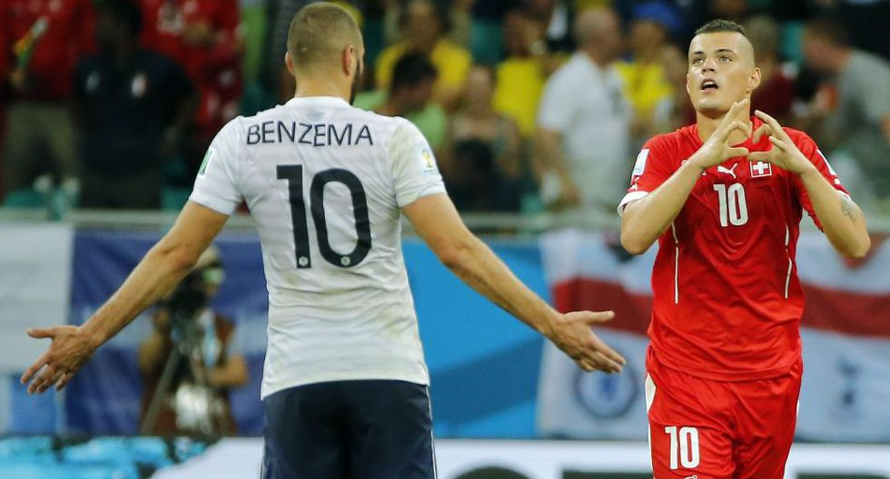 Brasil 2014: los mejores goles en fase de grupos para la FIFA - 14