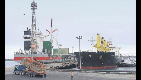 Agroexportadoras utilizarán puerto de Salaverry desde diciembre