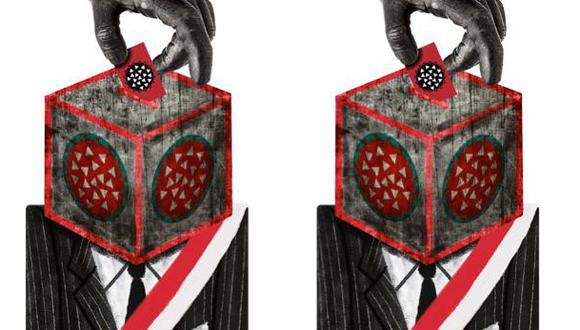 """""""El Congreso tiene la responsabilidad de aprobar las reformas políticas ya presentadas y discutidas desde el año pasado"""". (Ilustración: Giovanni Tazza)"""