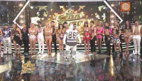 """""""El gran show"""": conoce a los sentenciados de anoche"""