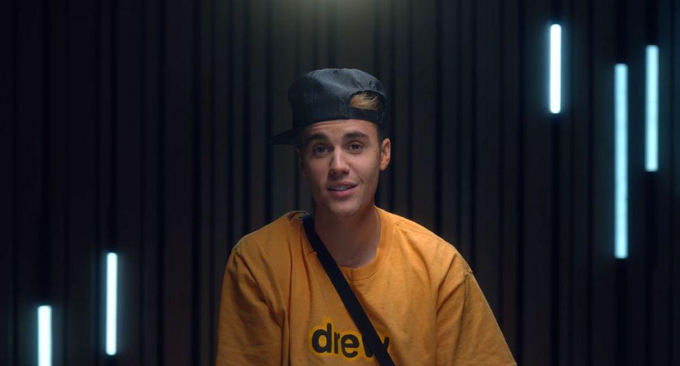 El cantante Justin Bieber regresa para contarlo todo en una serie documental. (Fuente: YouTube)