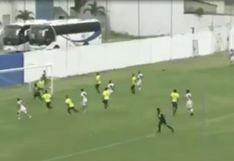 Perú vs. Ecuador Sub 20: así fue el gol olímpico de Gerard Távara en amistoso   VIDEO