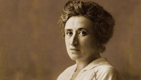 Rosa Luxemburgo, una de las revolucionarias más destacadas del siglo XX.