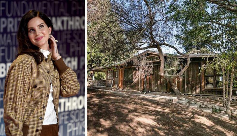 Lana Del Rey pagó poco más de un millón de dólares por esta cabaña ubicada en Los Ángeles. Sus ambientes interiores te sorprenderán. (Foto: The MLS)