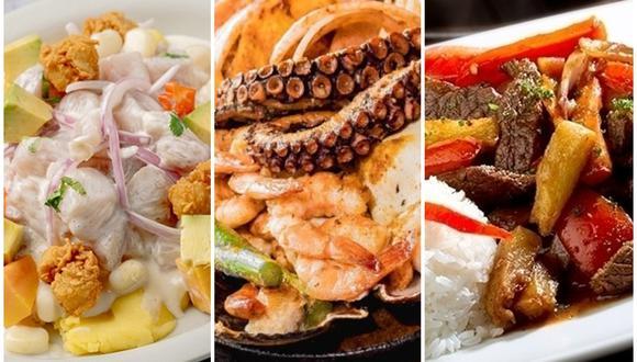 Ceviche, mariscos y lomo saltado son algunos de los platos que ofrece esta nueva promoción para los miembros del Club El Comercio. (Foto: Difusión)