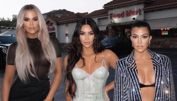 ¿Estarán peleadas las hermanas Kardashian - Jenner? (Foto: Instagram)