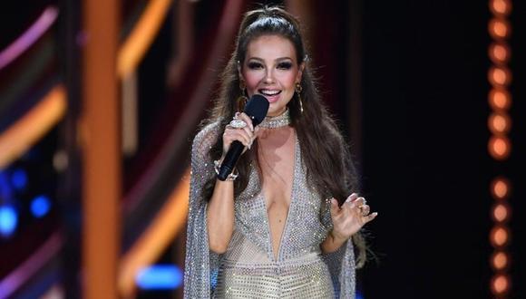 Thalía y su emotivo mensaje a su fan que falleció a causa del coronavirus  (Foto: Instagram)