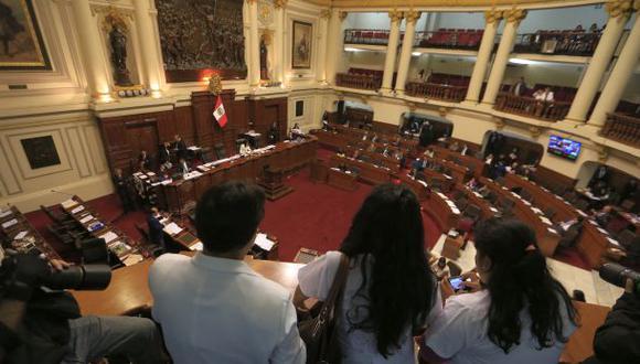 Ley Universitaria se empezará a debatir mañana en el Pleno