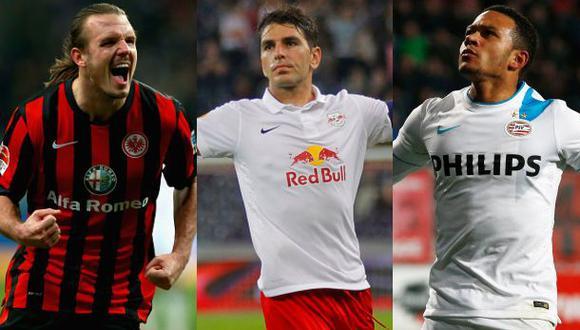 Goleadores europeos que no son 'top' y destacan a nivel mundial