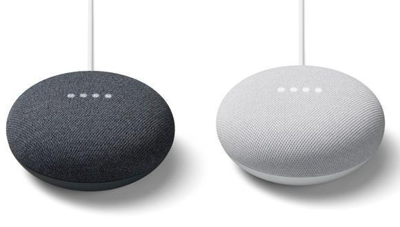 Google Nest Mini ya está disponible en el Perú. (Imagen: Google)