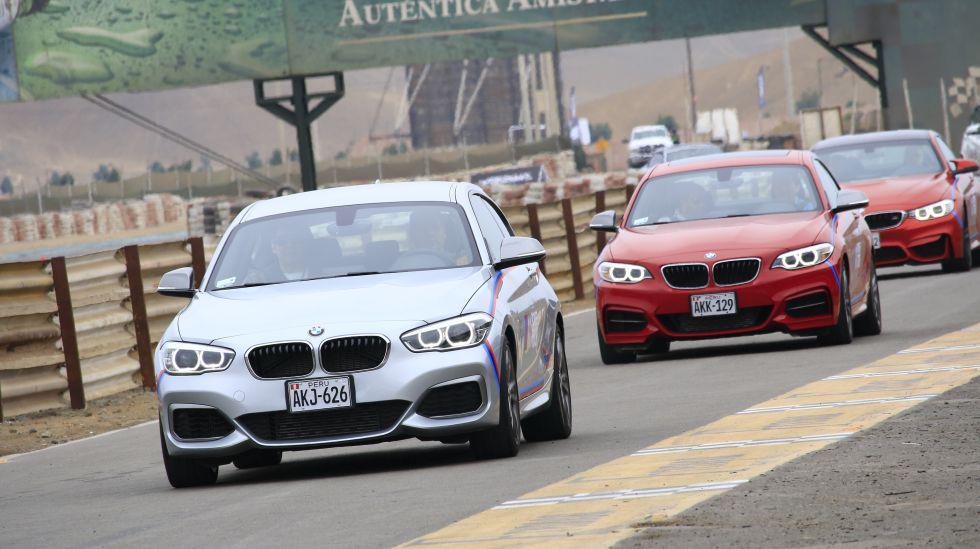 BMW realizó su M Power Tour en La Chutana - 6