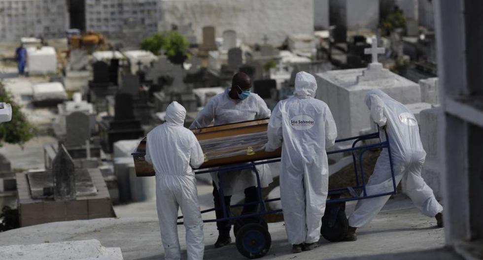Coronavirus en Brasil   Últimas noticias   Último minuto: reporte de infectados y muertos hoy, viernes 25 de septiembre del 2020   Covid-19   (Foto: AP/Silvia Izquierdo).