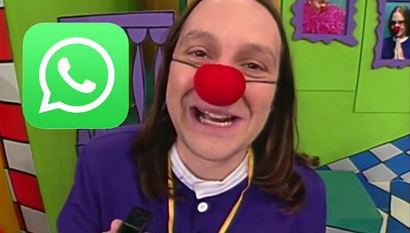 ¡Atento! Así puedes obtener los stickers de 'Gonzalete' de Patacláun para WhatsApp. (Foto: YouTube / Captura)