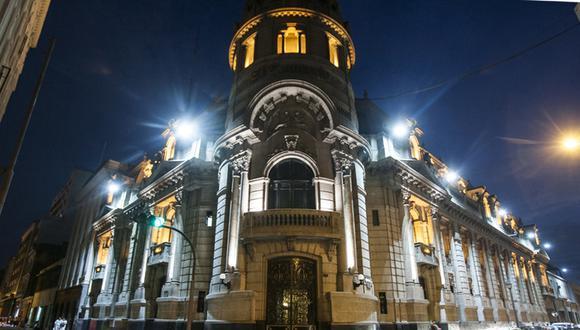 La fachada del diario El Comercio. conoce a quienes fundaron el medio que cumple el 2019 180 años de creación.