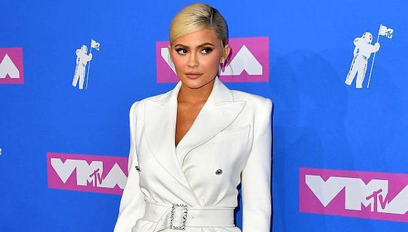 Kylie Jenner ingresó a la lista de multimillonarios de Forbes al contar con una fortuna de US$1,000 millones. (Foto: AFP)