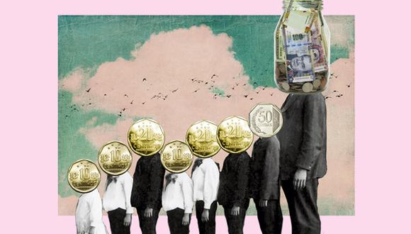 """""""Las políticas para la inclusión, al ser de mayor plazo, son mucho más complejas de diseñar e implementar que las políticas para disminuir pobreza y pobreza extrema"""". (Ilustración: Giovanni Tazza)"""