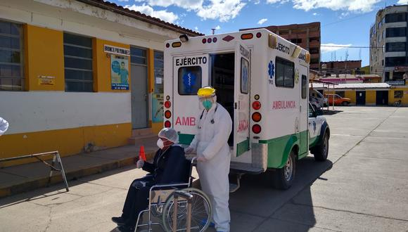 En Puno, actualmente hay 399 casos confirmados de coronavirus y seis fallecidos a causa de este mal (Foto: Diresa Puno)