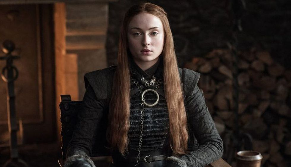 Sophie Turner es Sansa Stark en Game of Thrones. (Foto: HBO)