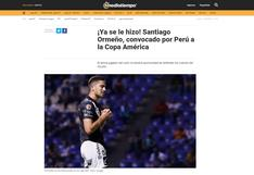 La reacción en México por el llamado de Ormeño a la selección peruana | FOTOS