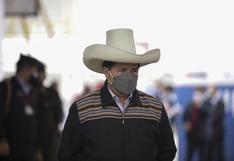 Rechazo a Pedro Castillo creció en el sur en los primeros tres meses de gobierno