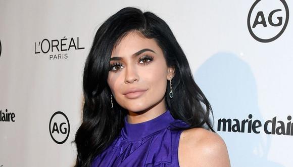 """El año anterior, Forbes declaró a Kylie Jenner como la multimillonaria más joven """"hecha a sí misma"""", sin embargo hoy, la revista especializada en el mundo de los negocios asegura que ella creó una """"red de mentiras"""" para que se creyera que tiene más dinero del que realmente posee. (AFP)"""