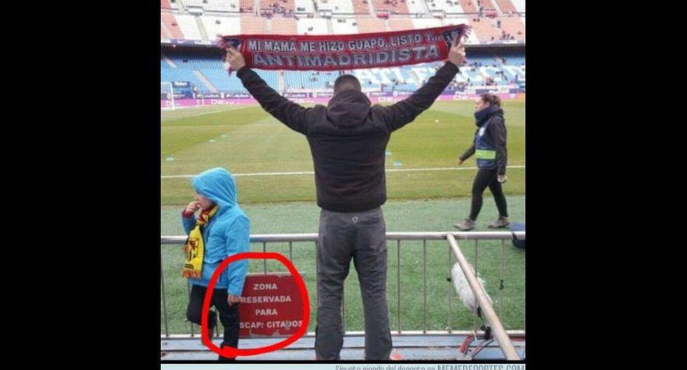 Real Madrid vs. Atlético Madrid: los memes de la semifinal - 34
