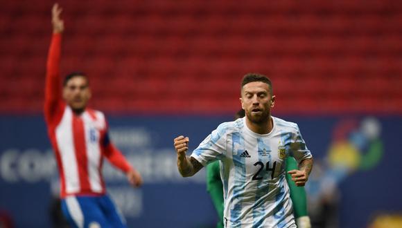 Argentina llegó a los 7 puntos en el Grupo A y ante Bolivia espera afianzar su liderazgo (Foto: AFP)