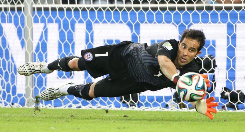 Así llegan los 'extranjeros' chilenos para el duelo ante Perú  - 2