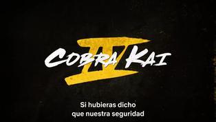 """Cobra Kai"" temporada 4: Revelan nuevo avance en Netflix Tudum"
