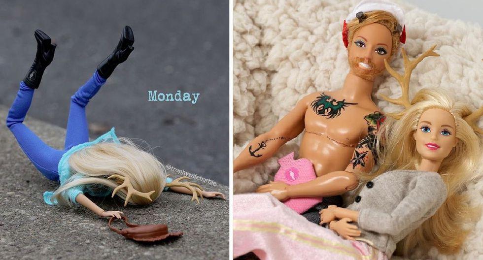 ¿Se cansó de ser perfecta? La Barbie políticamente incorrecta - 1