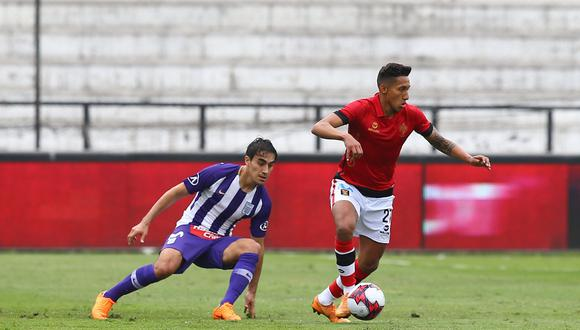En la llave entre Alianza vs. Melgar solo se contabilizará los puntos ganados en estos dos encuentros por semifinales. (Foto: GEC -Jesús Saucedo).