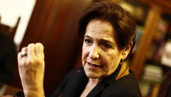 Susana Villarán se niega a opinar sobre Pilar Freitas