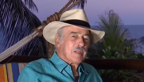 Andrés García aconsejó a los padres de familia que pasen todo el tiempo posible con sus hijos (Foto: Imagen Televisión)