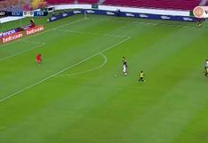 Perú vs. Ecuador: Lapadula definió de zurda y estuvo a centímetros del 1-0 para la bicolor en Quito | VIDEO