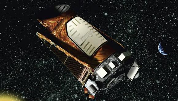 Telescopio Kepler entró en modo de emergencia